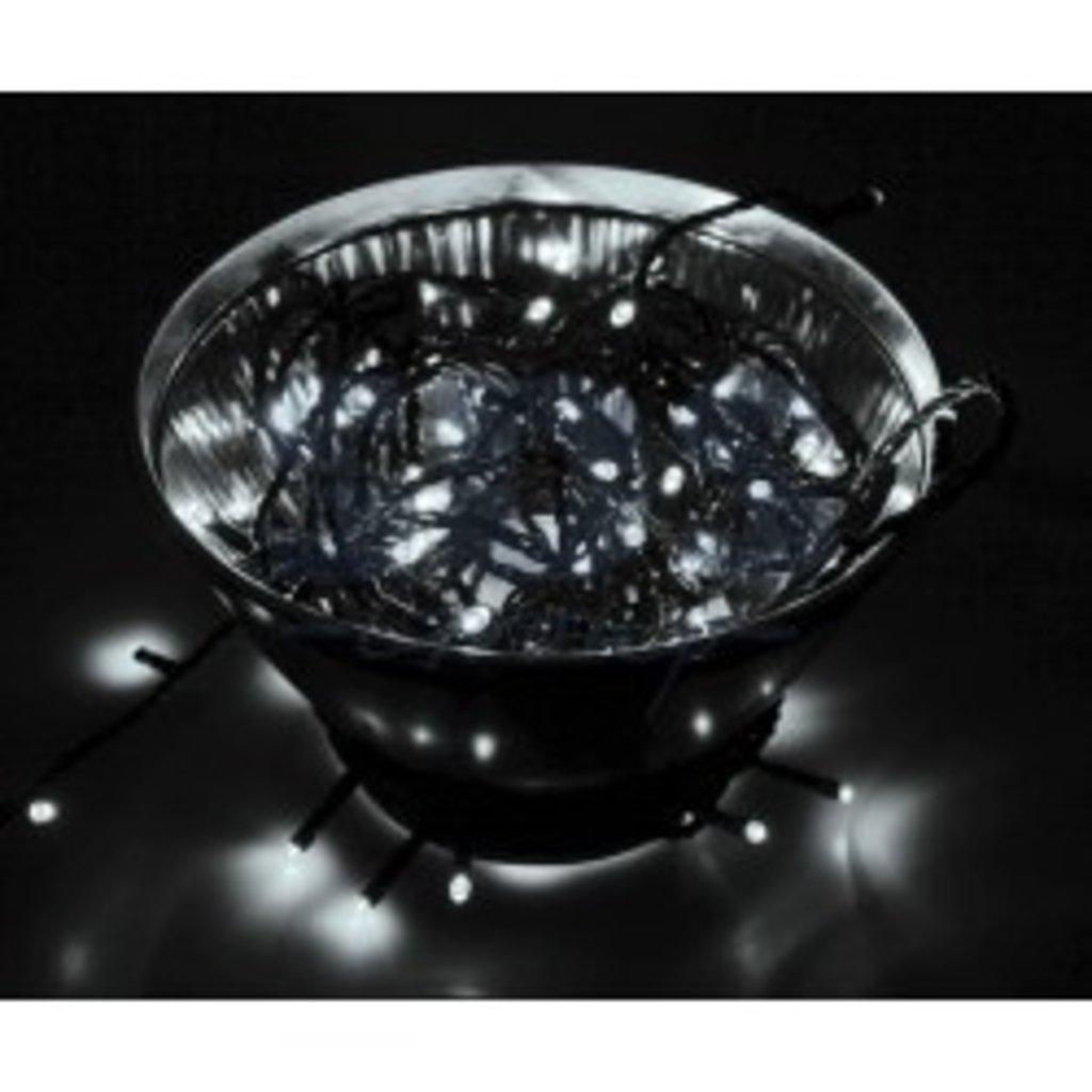 """Светодиодная нить: Гирлянда """"Твинкл Лайт 10 м. LED"""" 100 диодов белая NEON-NIGHT в СВЕТОВОД"""