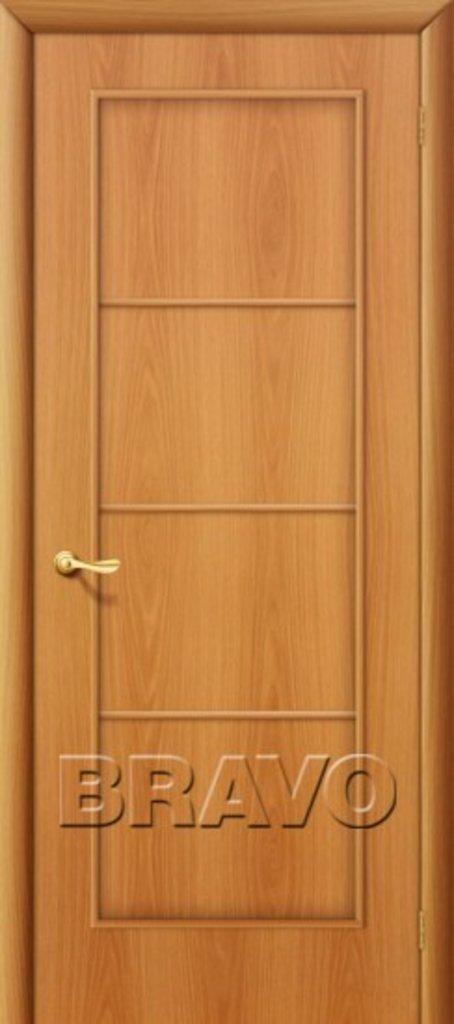 Двери ламинированные BRAVO: 10Г Л-12 (МиланОрех) в STEKLOMASTER