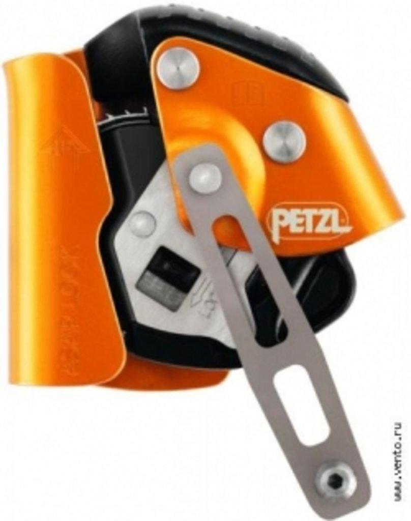 Зажимы Petzl: Страховочное устройство «Asap Lock» в Турин