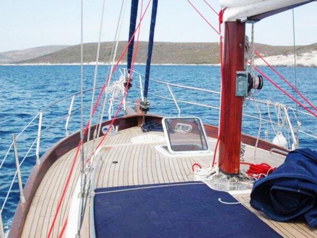 Яхта Stellamare 50 в Yachtingtour