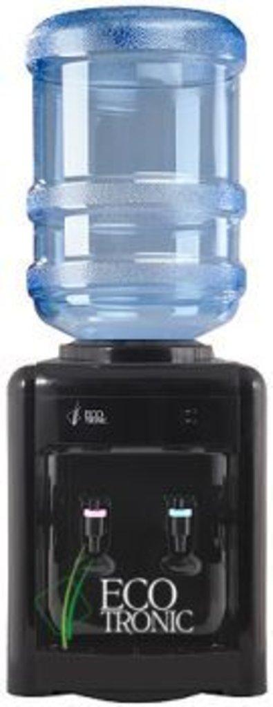 Кулеры для воды: Ecotronik H2-TE. Напольные кулера с охлаждением и нагревом в ЭкоВода