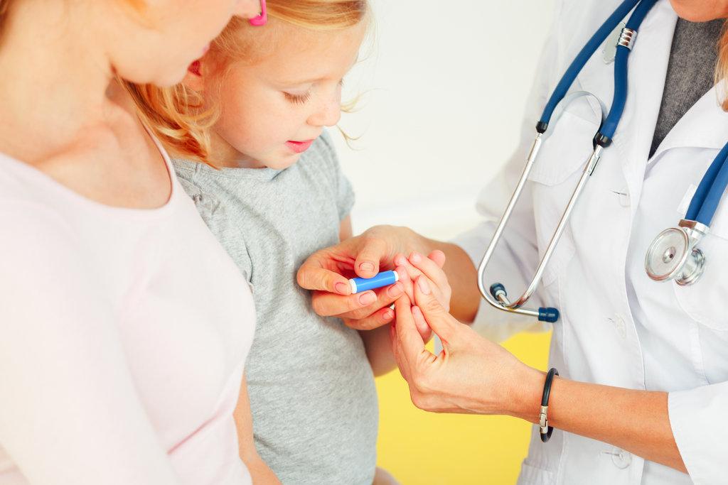 Услуги медицинских лабораторий: Анализы у детей в Центр лабораторной диагностики Целди, ООО