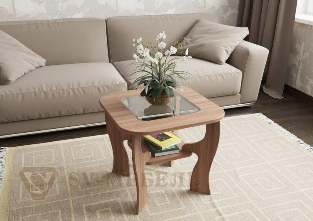 Столы: Стол журнальный №6 в Диван Плюс