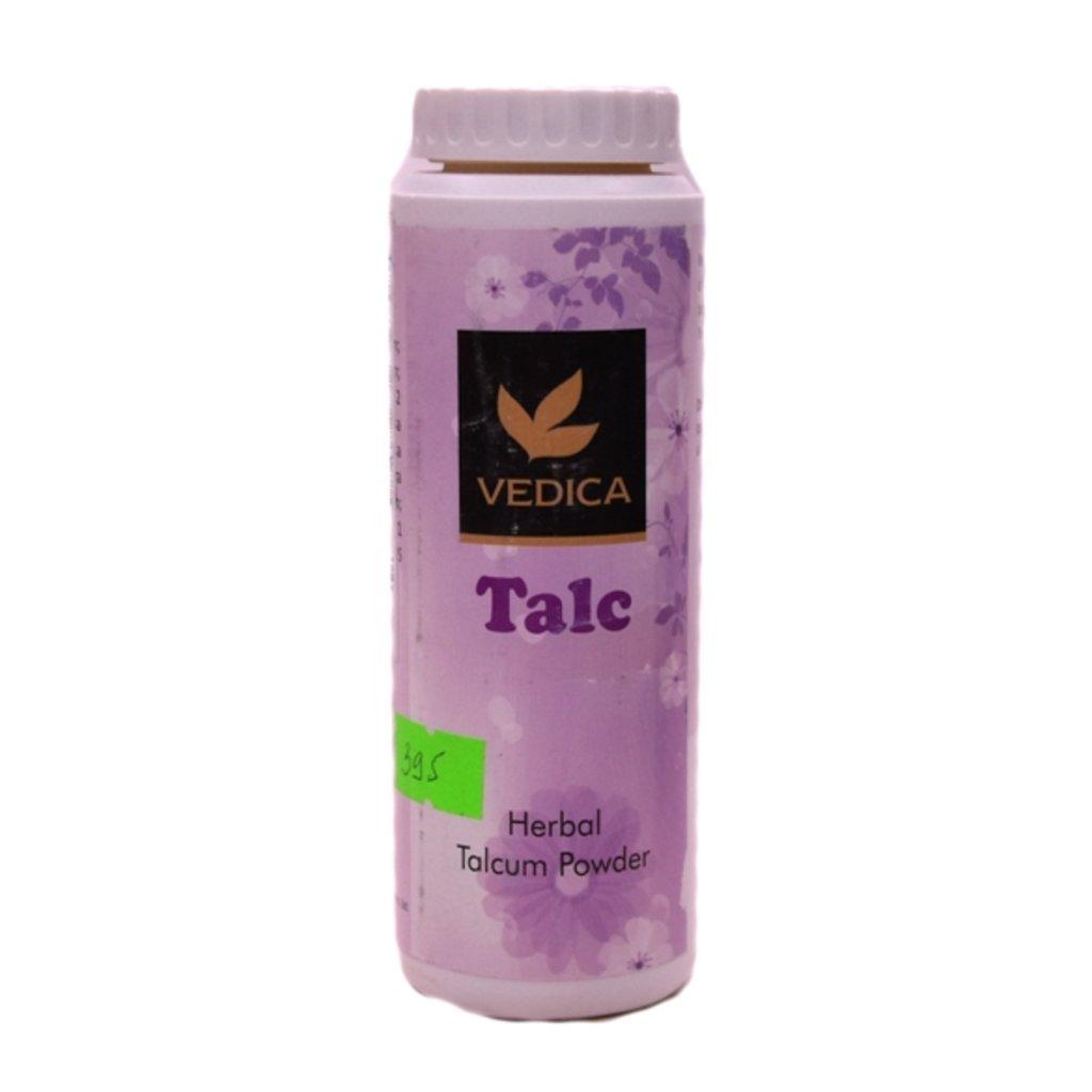 Натуральные дезодоранты: Talc (Vedica) - 100g в Шамбала, индийская лавка