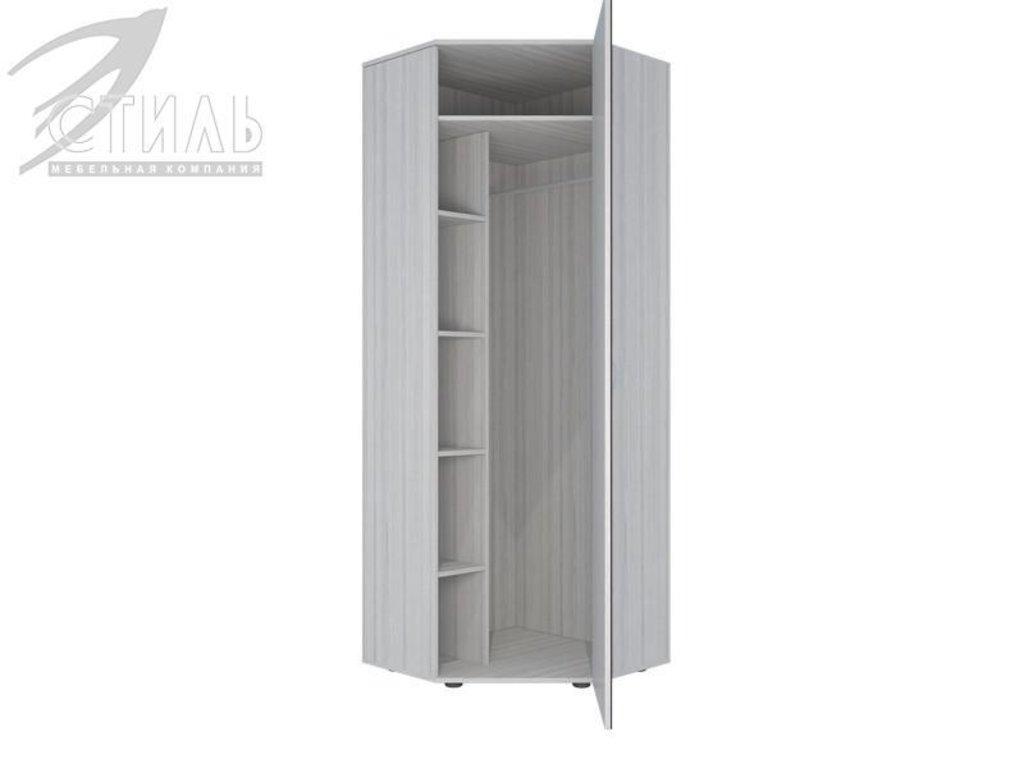 Мебель для прихожей Юнона-1: Шкаф угловой Юнона-1 в Диван Плюс