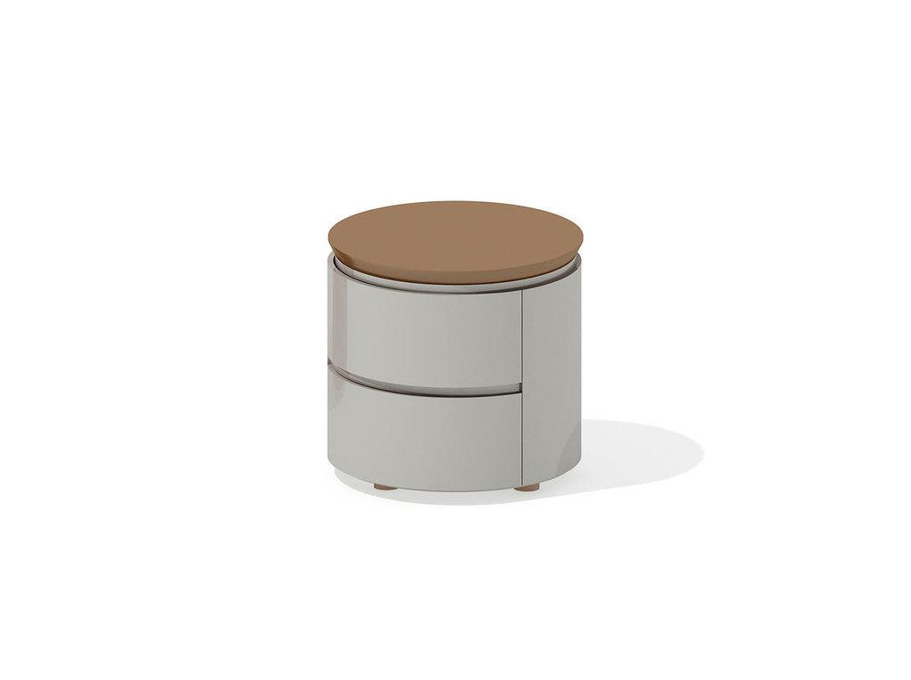 Этажерки и тумбы: Тумбочка круглая Априори в Актуальный дизайн