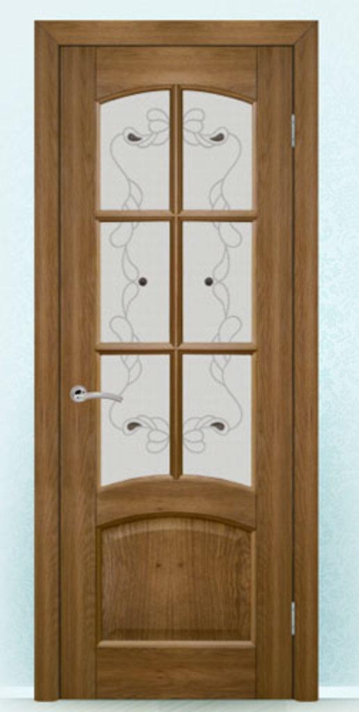 Двери на заказ: Дверь калевочная «Агат III» в ДВЕРИ со склада
