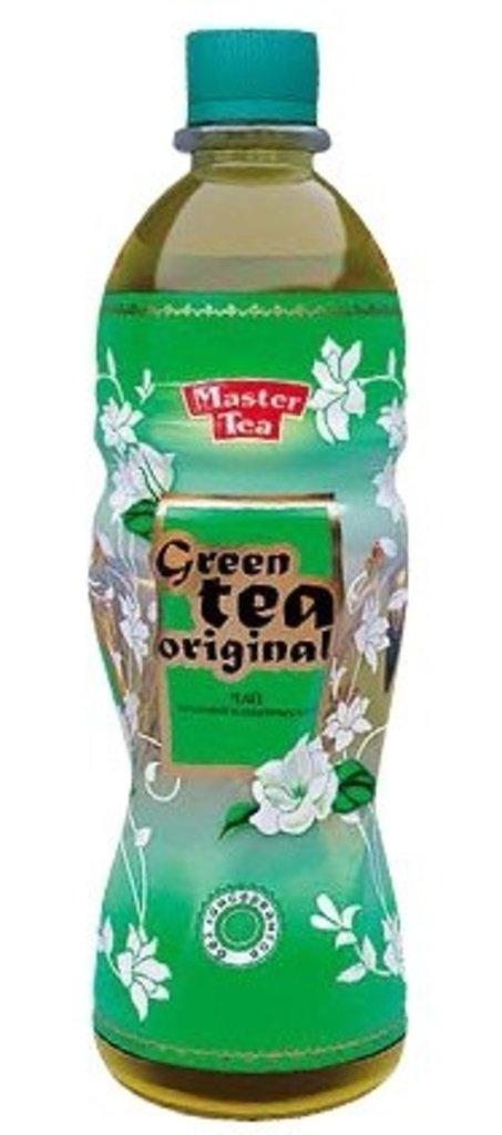 """Напитки: Холодный чай """"Зеленый"""" в Сайори"""