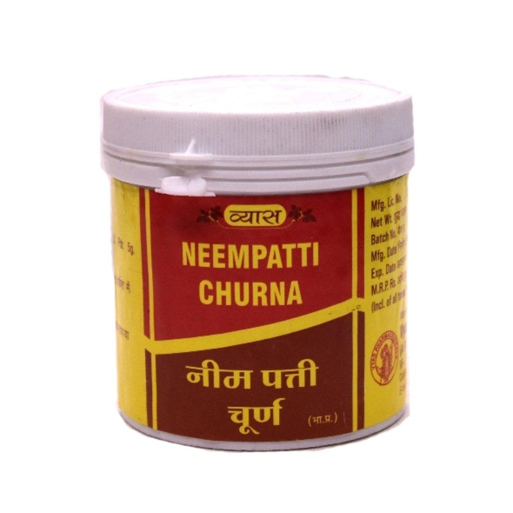 БАДы: Neempatti Churna - 100g в Шамбала, индийская лавка