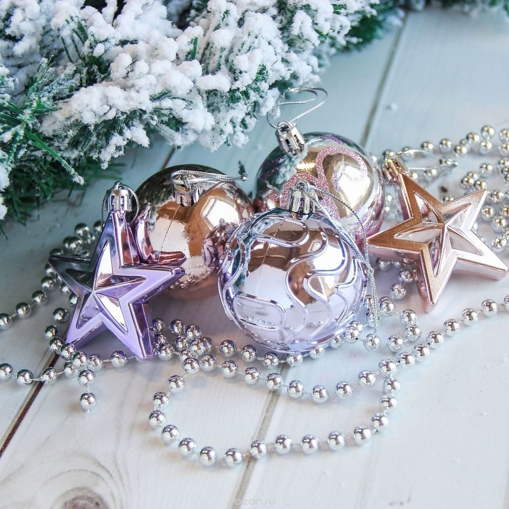 Товары для праздника: Новогодние украшения в Небо в Алмазах, Воздушные шары, Пиротехника, Фейерверк