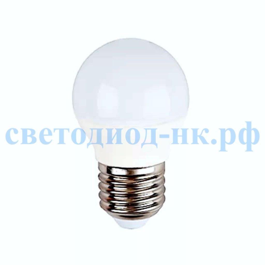 Цоколь Е27: LED-P45-шар 9Вт 4000К DIODTRADE в СВЕТОВОД