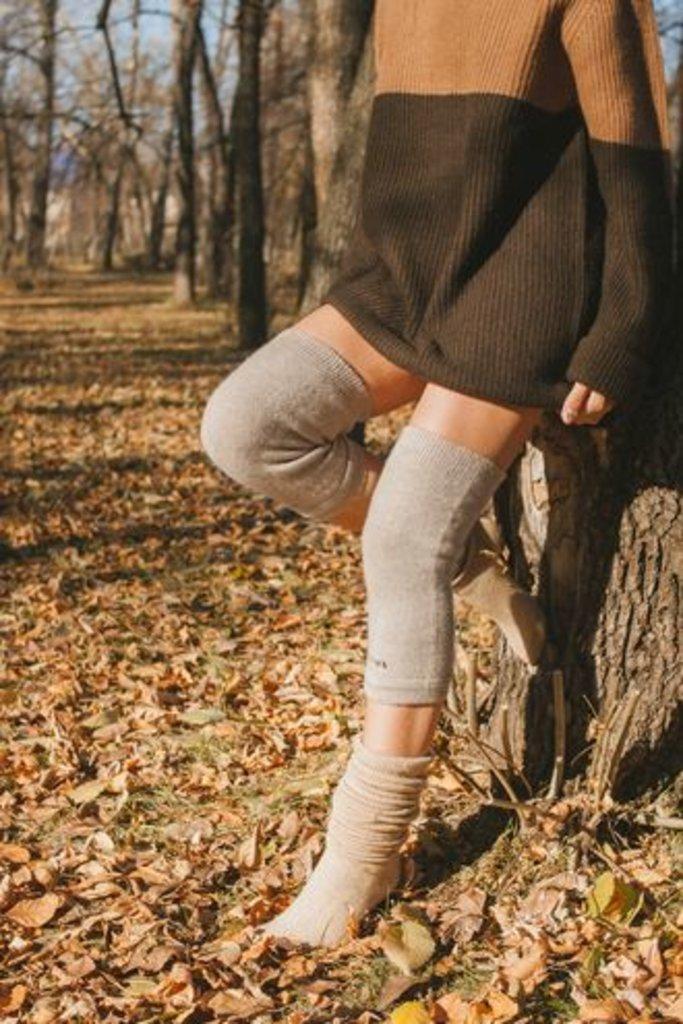 Лечебные пояса, жилеты, наколенники: Наколенники из шерсти яка в Сельский магазин