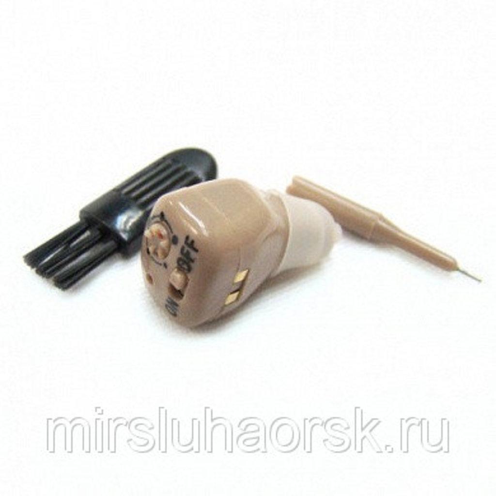 Внутриушные аппараты: Внутриушной аккумуляторный HI-FI 900 Батарейки не требуются в Мир слуха