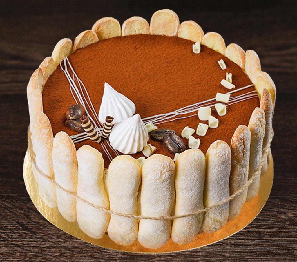 Торты: Торт Кофейный Джаз в Провиант