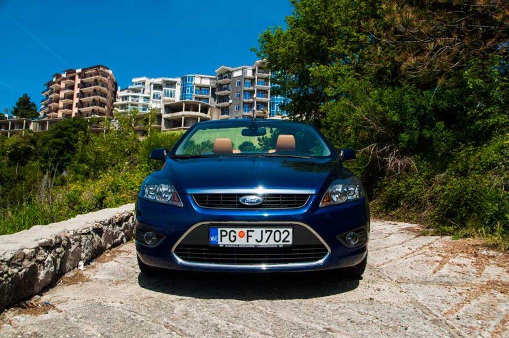 Аренда легковых автомобилей: Ford Focus CC Cabrio в Zevscomfort