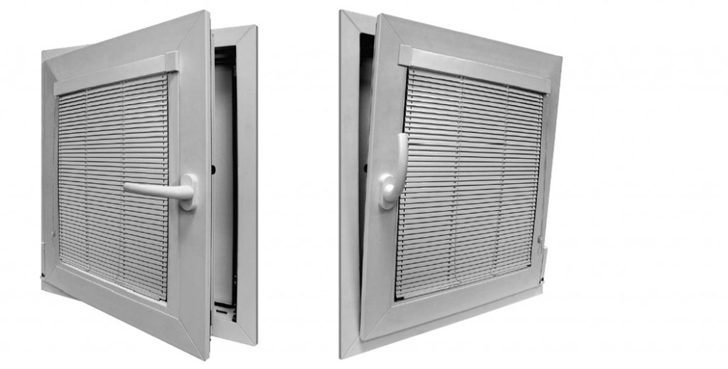 Горизонтальные жалюзи: Горизонтальные жалюзи для перегородок и межрамные в Салон штор, Виссон