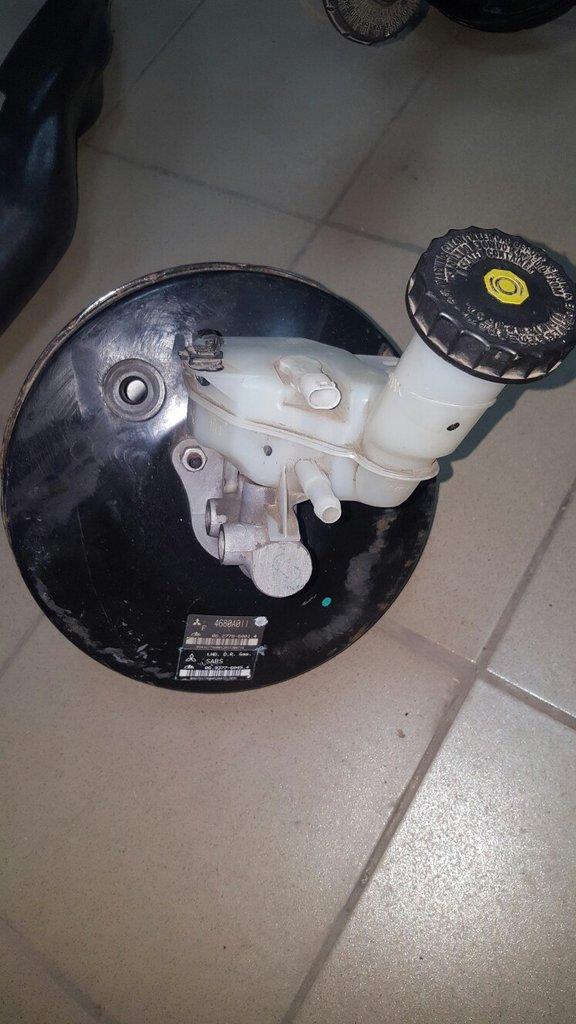 Тормозная система: Вакуумный усилитель тормозов Lancer 10 в VINcode