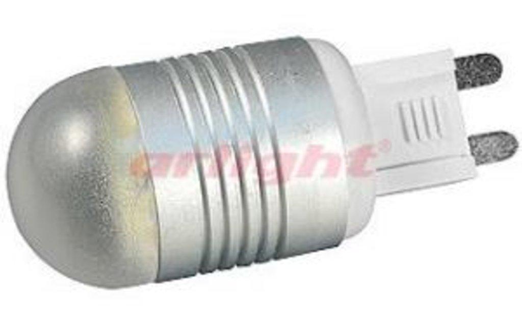 Цоколь G9: AR-G9 2.5W 2360 White 220V в СВЕТОВОД