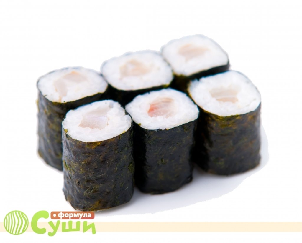 Мини-роллы: СЫР+КРЕВЕТКА в Формула суши