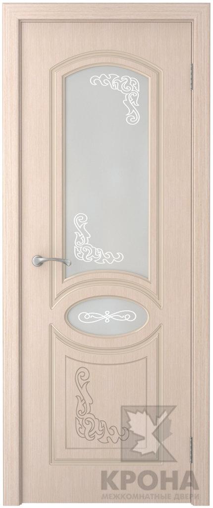 Двери Крона от 3 650 руб.: Фабрика Крона. Модель МУЗА в Двери в Тюмени, межкомнатные двери, входные двери