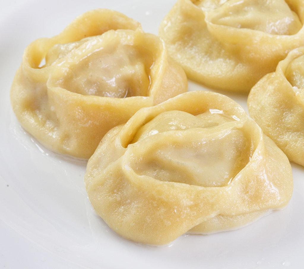 Восточные блюда: Манты 6шт. в Провиант