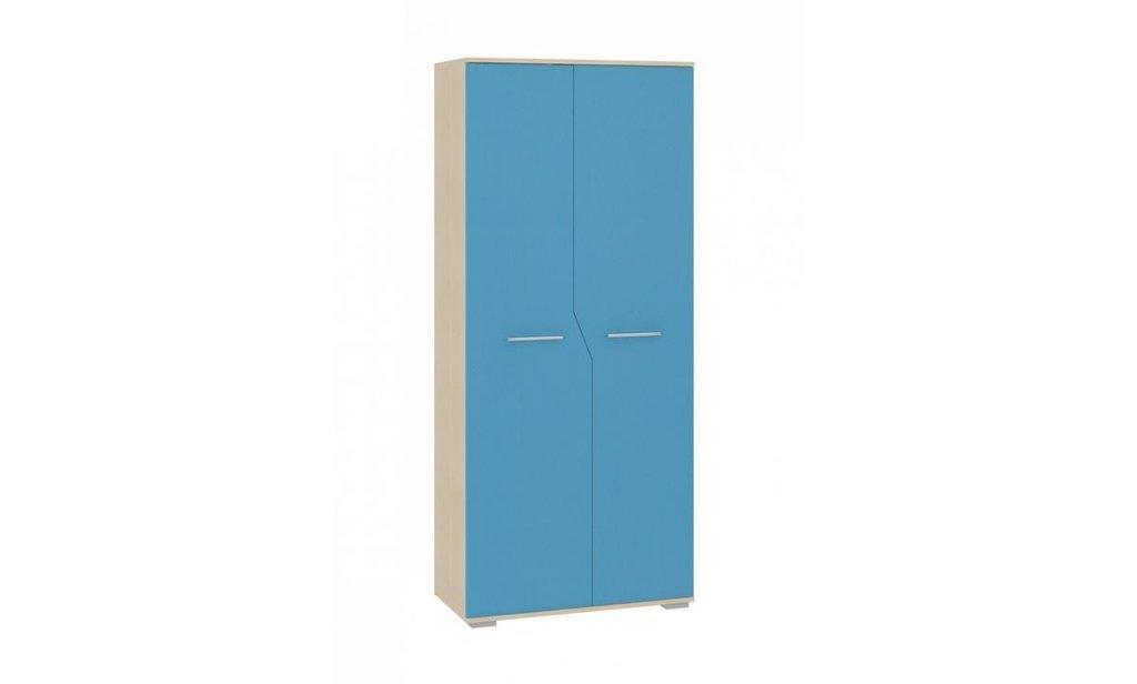 Спальный гарнитур Радуга: Шкаф для платья и белья ШР-2 Радуга в Уютный дом