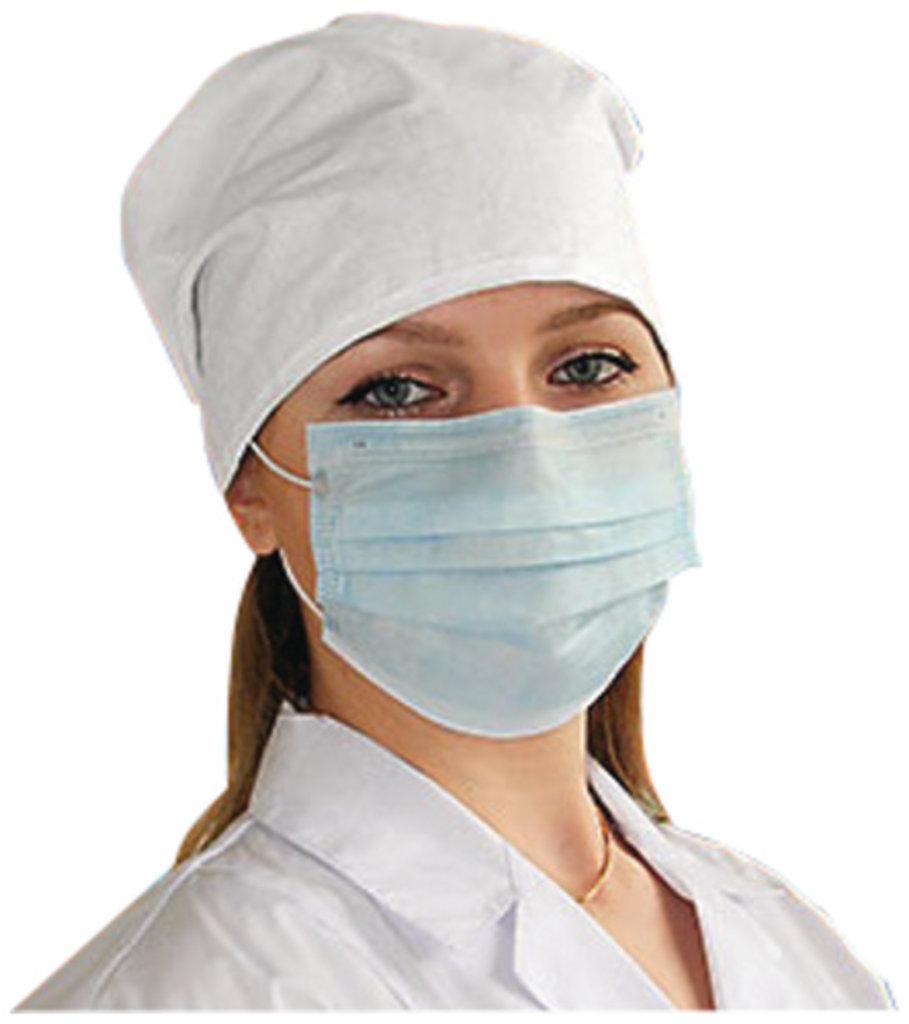 Иволга: Медицинская маска на завязках в Гекса-Юг, ООО