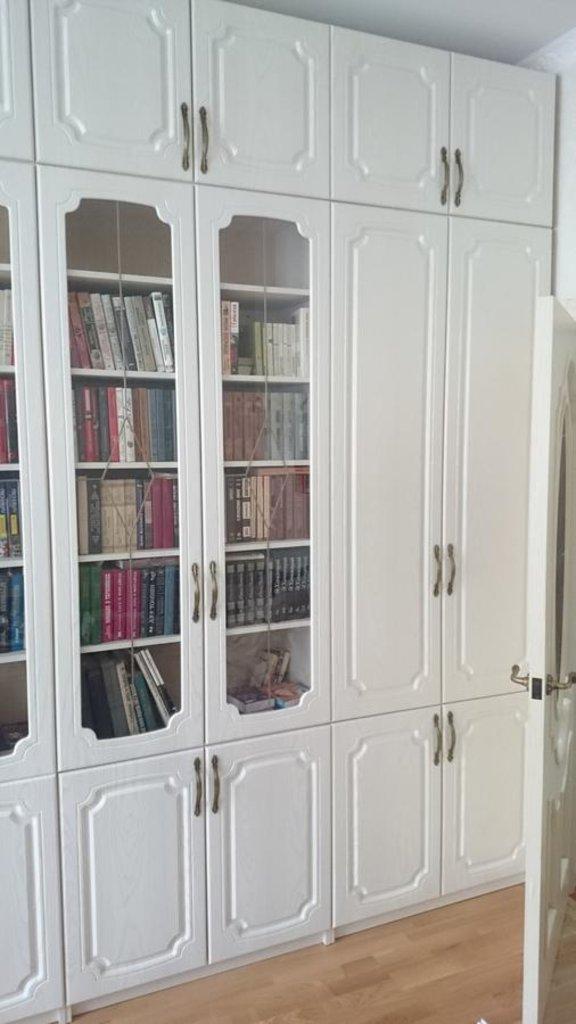 Прочее: Библиотека с баром в Квадра Мебель
