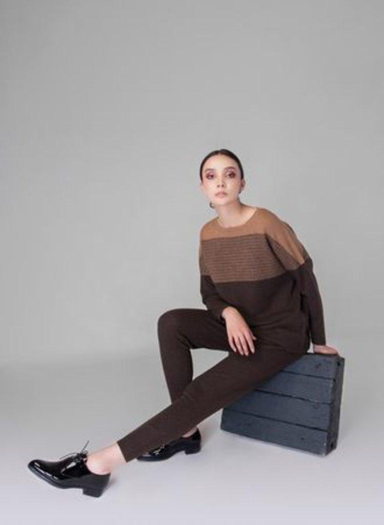 Женская одежда: Джемпер из шерсти верблюда и яка в Сельский магазин