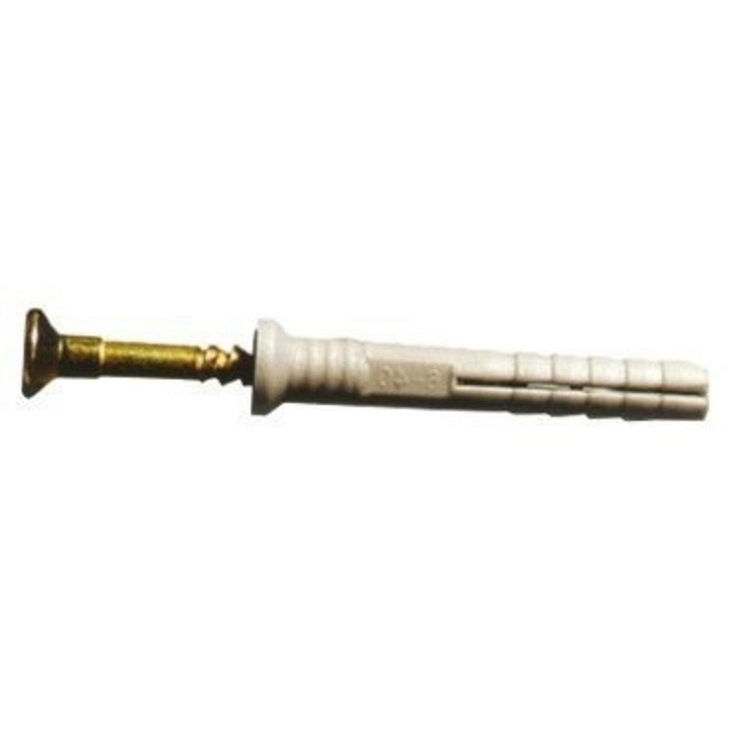 Дюбель-гвоздь 6*60 (200 шт) Tech-KREP потай головка в Борей, ООО