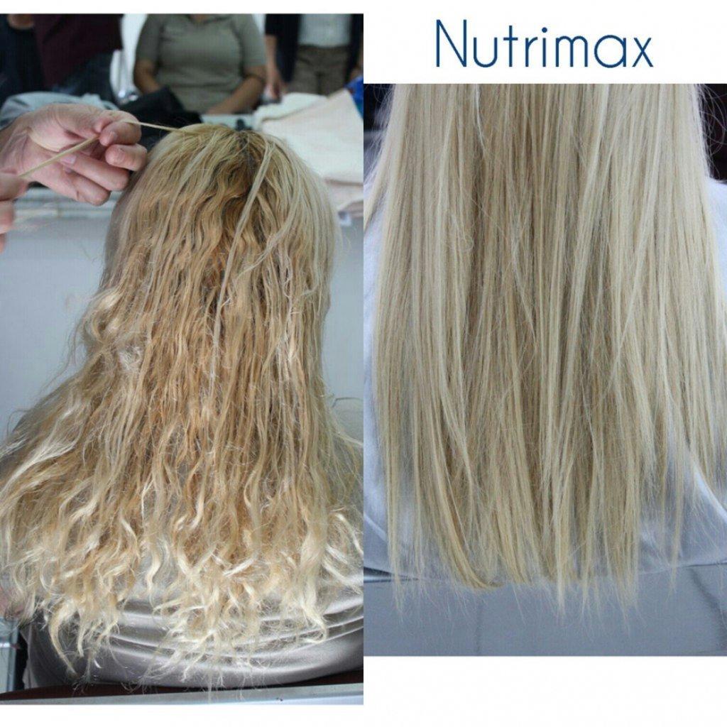 Восстановление волос: Кератирование волос Nutrimax (Нутримакс) в Naturel