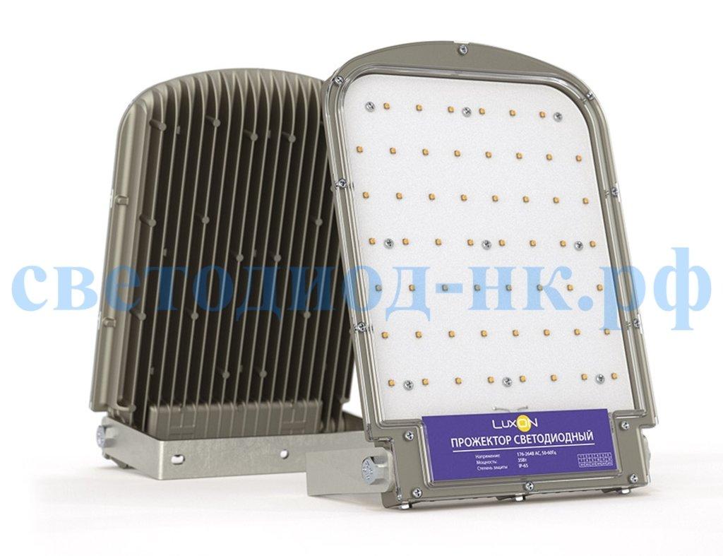 Светодиодные прожекторы: Светодиодный прожектор LuxON Skat в СВЕТОВОД