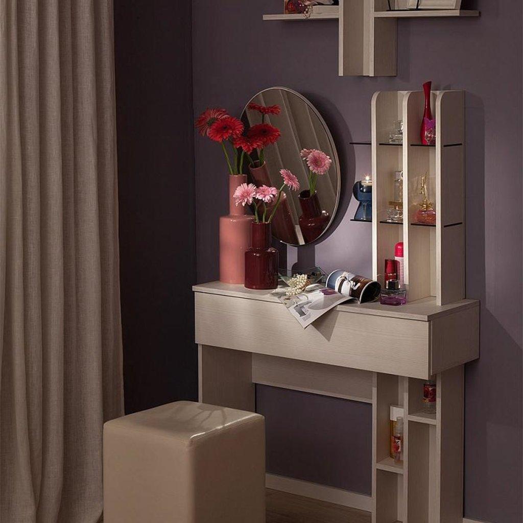 Туалетные столики и консоли: Стол туалетный Майя 43 в Стильная мебель