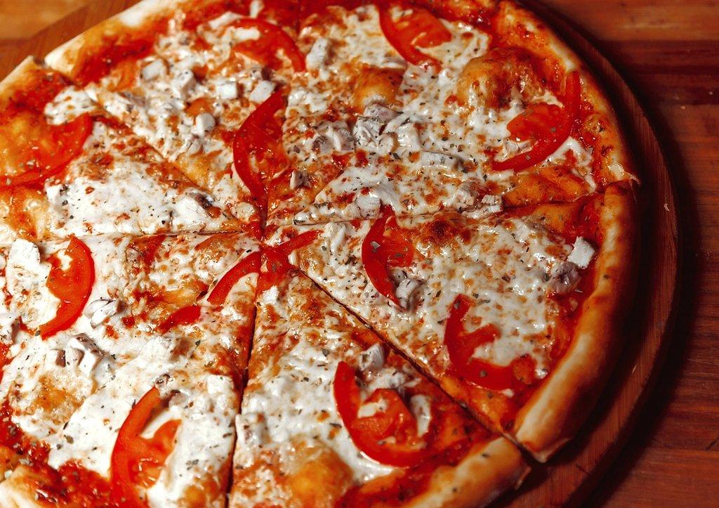 Пицца: Полио в Квартал