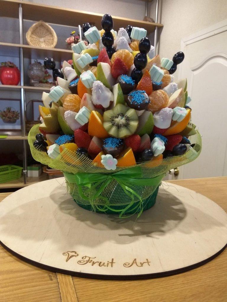 ВСЕ БУКЕТЫ: Калипсо в Fruit Art