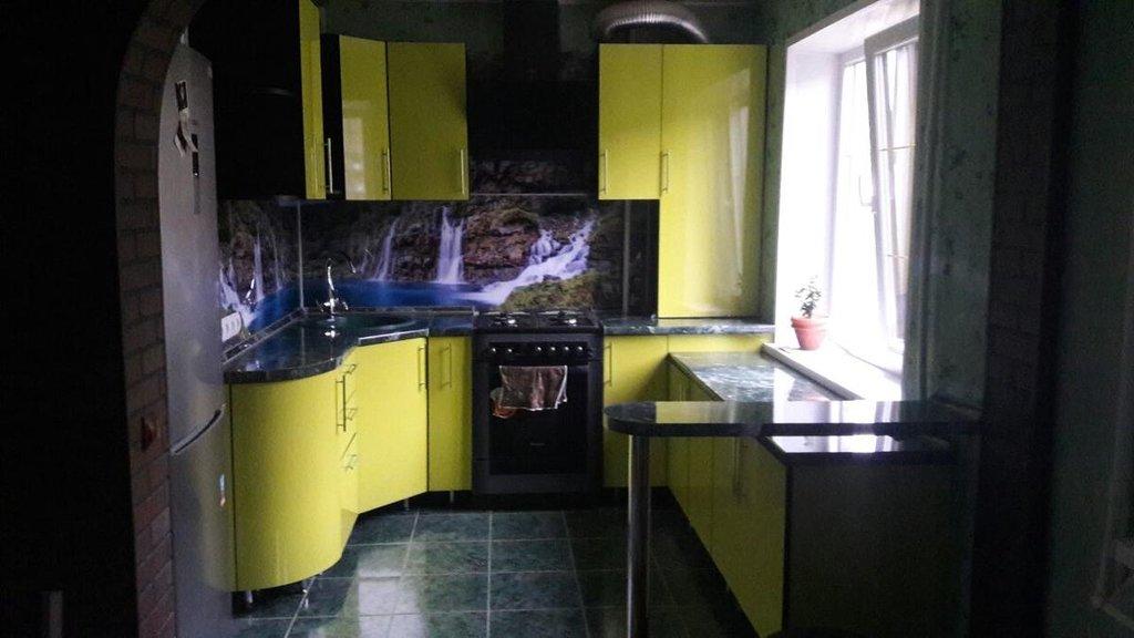 Кухни: Кухня 41 в Квадра Мебель