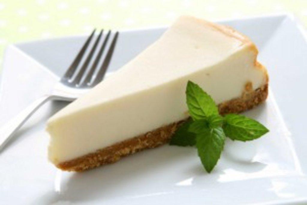 Десерты: Чиз кейк в Sushin