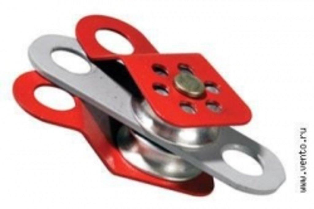 Другие производители: Блок-ролик двойной «Стандарт» с подшипником сталь в Турин