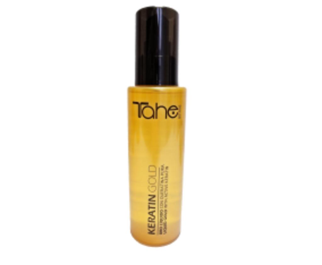 KERATIN GOLD Аргановое масло для волос с частицами золота 30 мл в Naturel