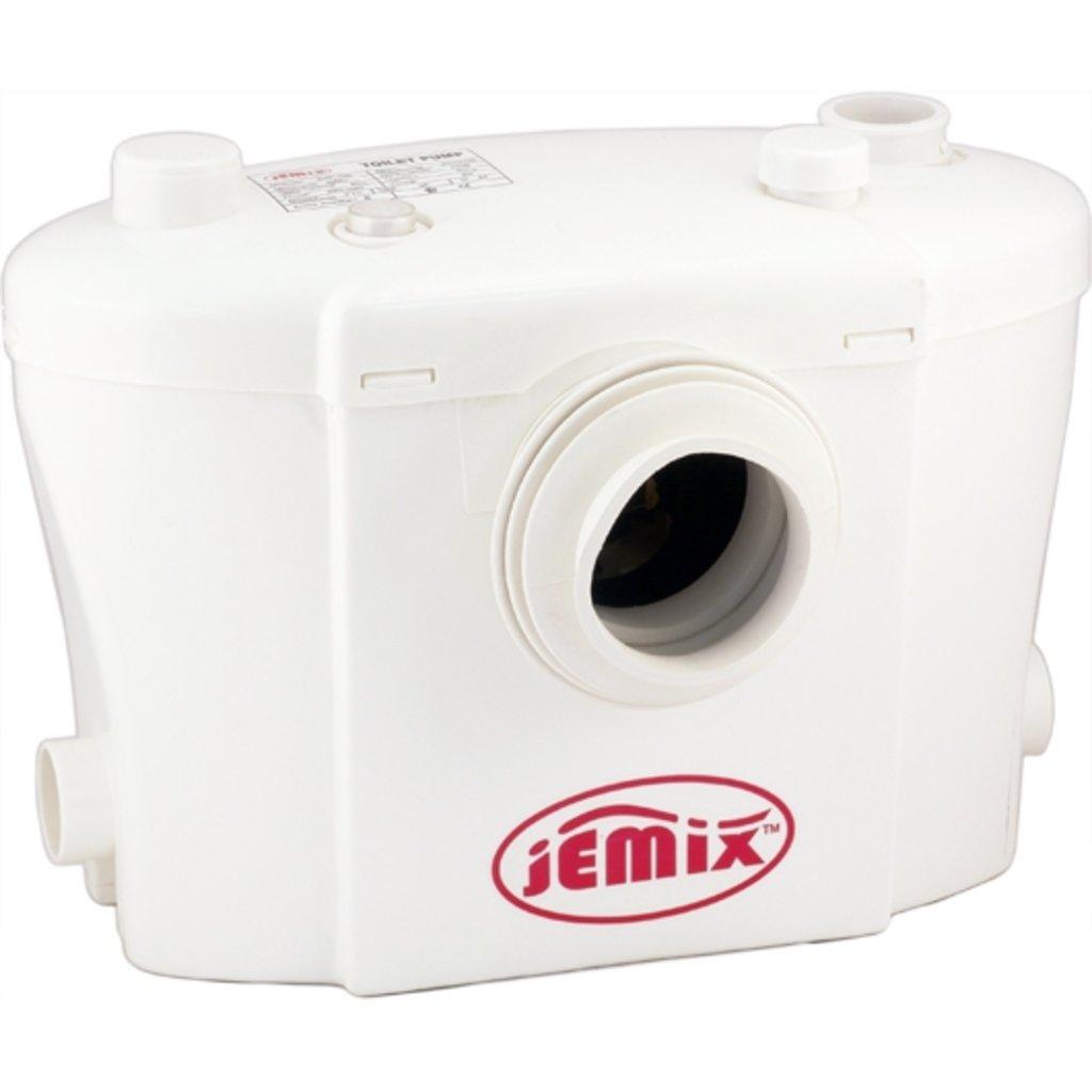 Канализационное оборудование, общее: STP-400 Туалетный насос измельчитель JEMIX в ТеплоСНАМИ