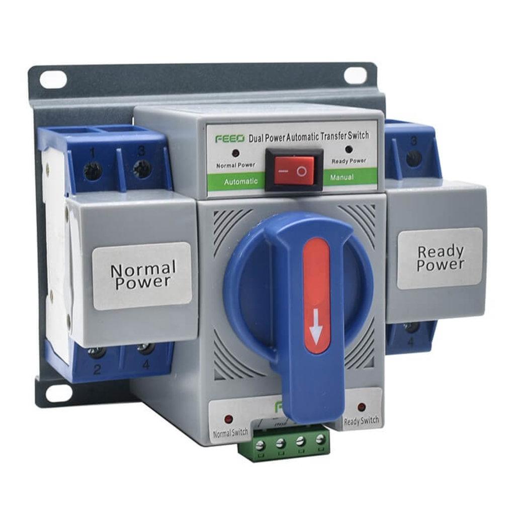 Аксессуары: Автомат ввода резерва FTS-63-2P в Горизонт