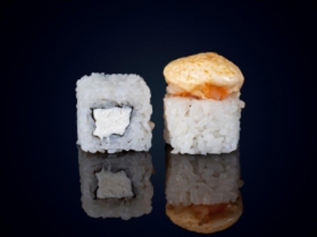 Острые: Эби маки спайси в МЭСИ суши&роллы