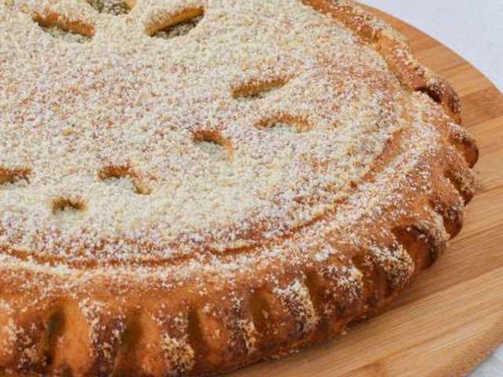 Сладкие: Пирог  с заварным кремом в Провиант