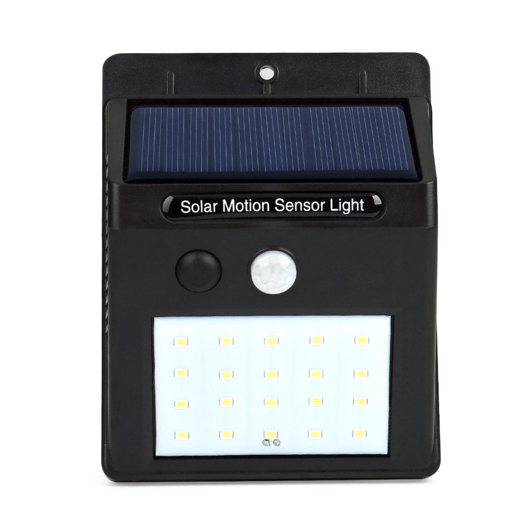 Светильники на солнечной батарее: Светильник на солнечной батарее с датчиком движения в СВЕТОВОД