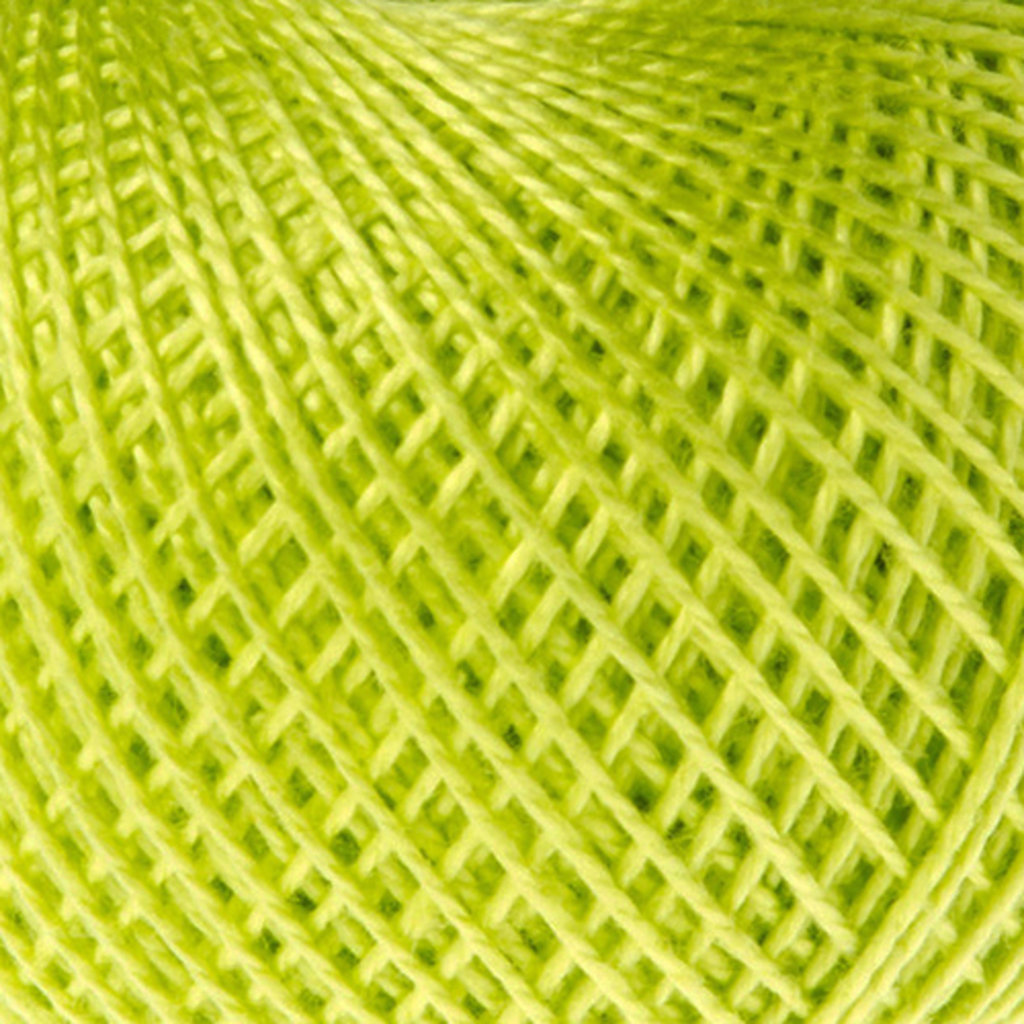 Ирис 25гр.: Нитки Ирис 25гр.150м(100% хлопок)цвет 4702 бледный салат в Редиант-НК