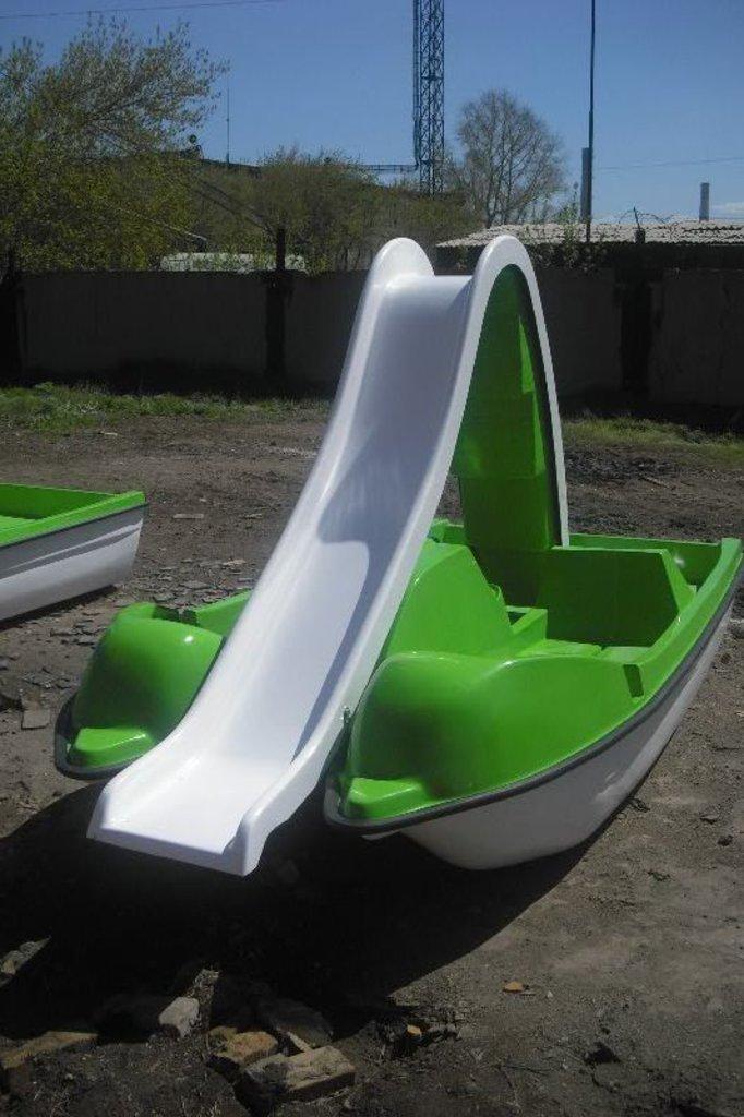 Водный велосипед (катамаран): Водный велосипед (катамаран) ИРИКЛА 355 в Спарта