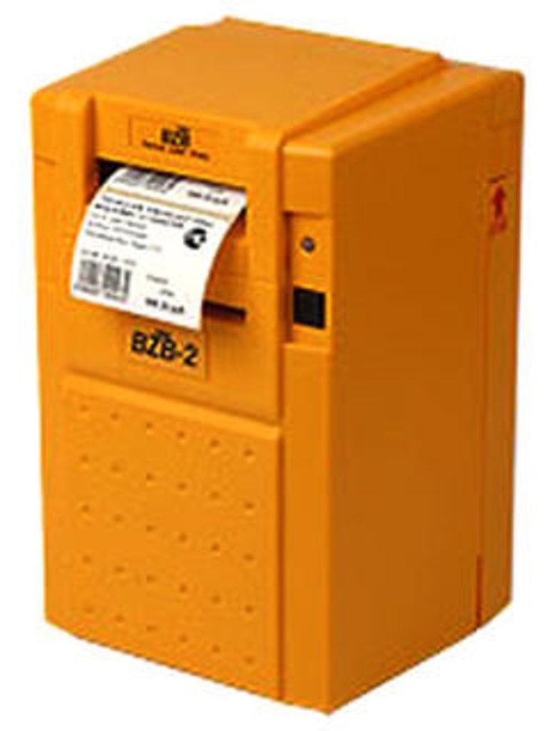 Принтеры этикеток: Godex BZB-2 в Рост-Касс