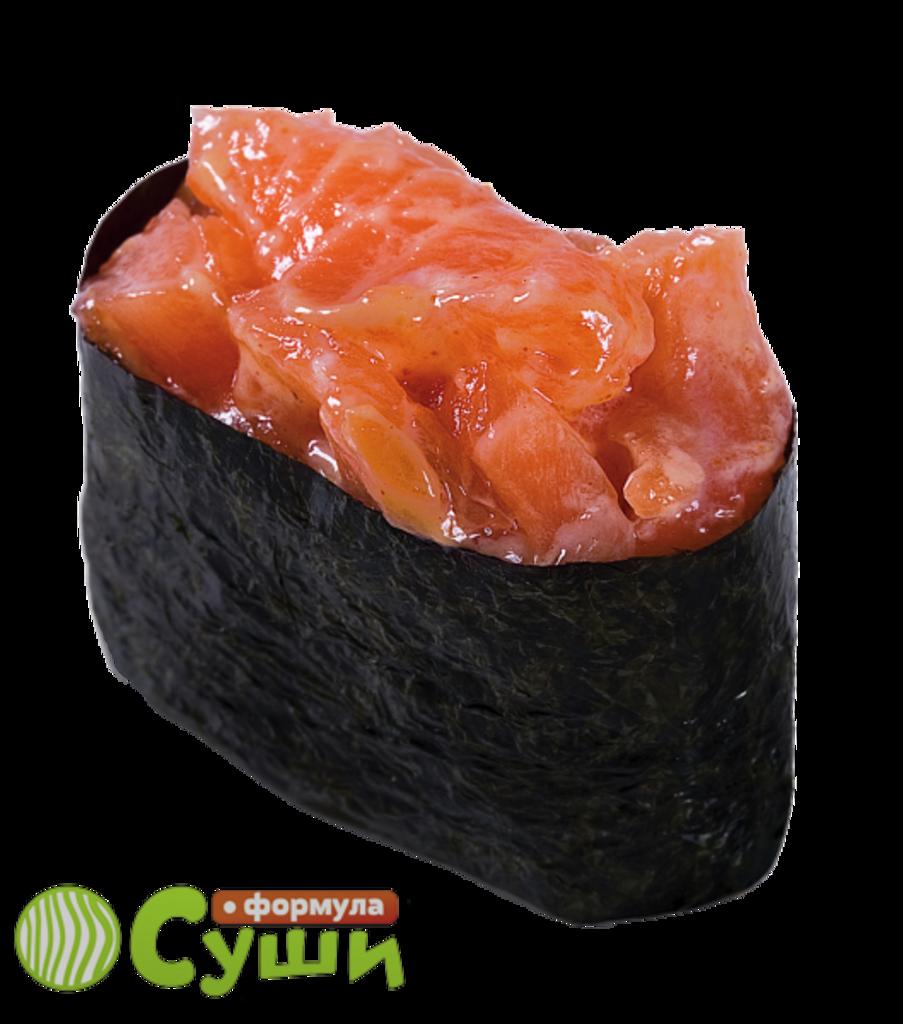 Суши: СПАЙСИ ЛОСОСЬ в Формула суши