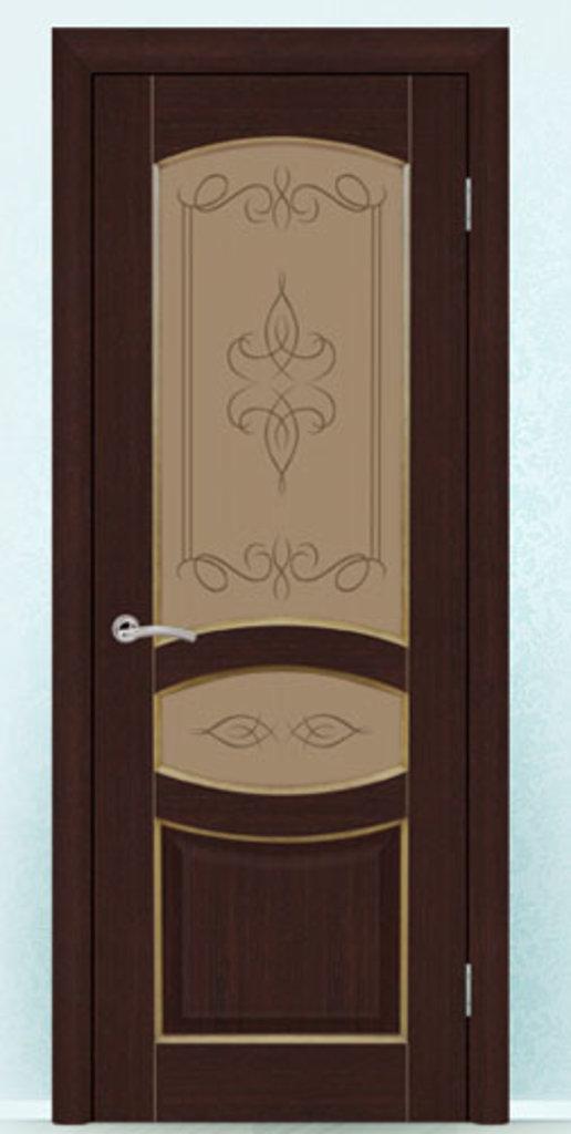 Двери на заказ: Дверь калевочная «Топаз III» в ДВЕРИ со склада