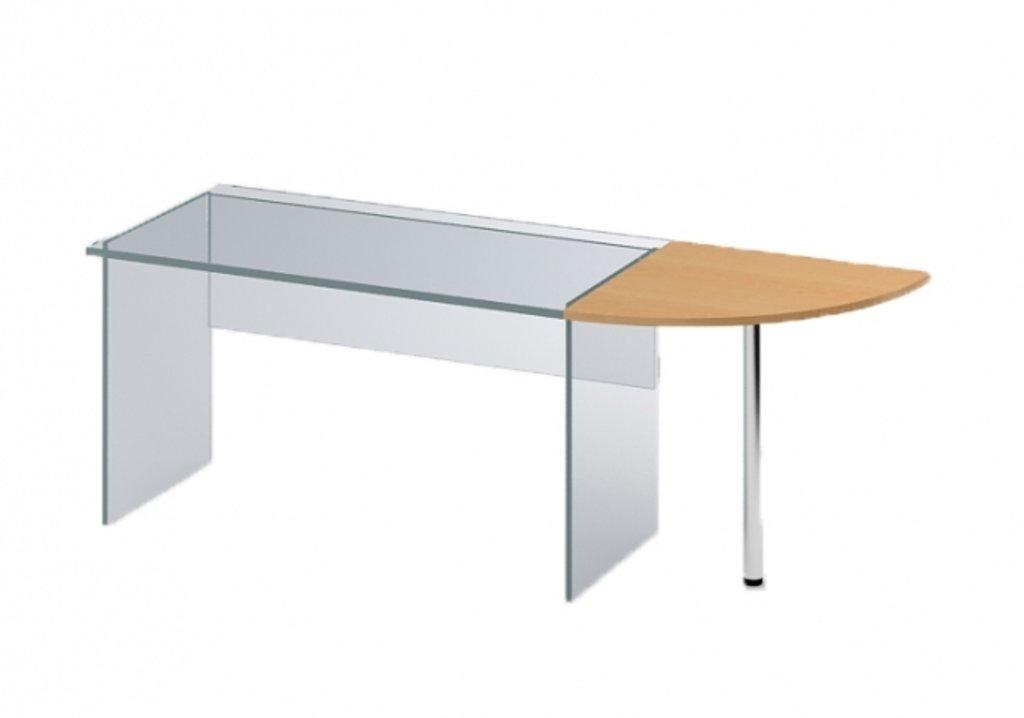Офисная мебель столы, тумбы Р-16: Элемент приставной (16) 600*600*750 в АРТ-МЕБЕЛЬ НН